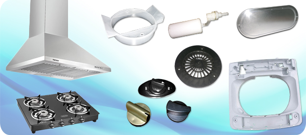 Appliances Plastic Products